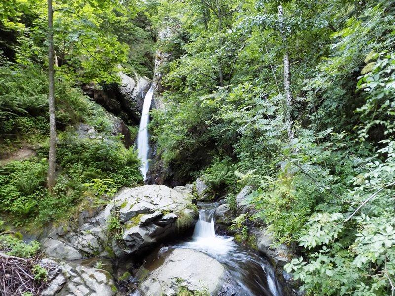 Tumpi La Pisso (cascata)